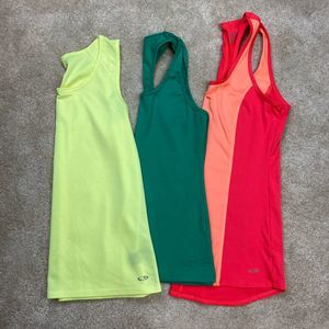 Set of 3 Champion Athletic Workout Tops